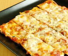 うちのとまとピザ